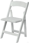 White lowest prices for Wholesale Wood folding Chair