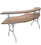 Bar Top Table, Wood Folding Tables,Folding Wood Tables, Stackable Metal Plastic Banquet Chair Table,  folding chair, folding table, wood folding table, wood folding chair, wooden folding chair, metal ballroom chair, stackable, resin folding chai