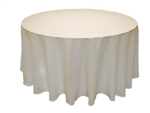"90"" TABLECLOTHS-ROUND"