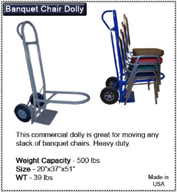 Moving Chair Cart, Cheap Banquet Chair Cart, Chiavari Chair Cart