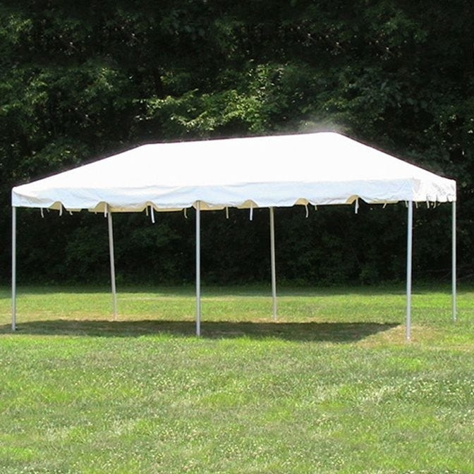 20 X 20 Frame Tents Discount Frame Tents