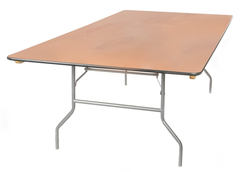 40 X 96 Plywood Banquet Table Free Shipping