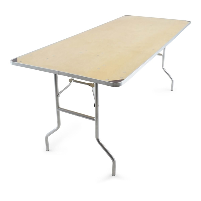 Wood Folding Table,  Florida Plywood Folding Tables, Lowest prices folding tables