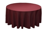 "<SPAN style=""FONT- WEIGHT:bold; FONT-SIZE: 11pt; COLOR:#008000; FONT-STYLE:"">132"" Round Table Cloth - 10 Colors<SPAN>"