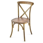 Free Shipping  X Back Banquet Chair