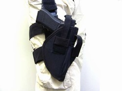 MetalTac Drop-Leg Thigh Holster for Pistols with Quick-Release Side-Release Clasps