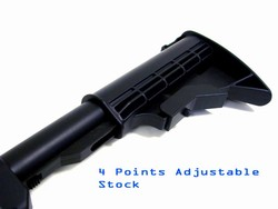 M4 Retractable Stock