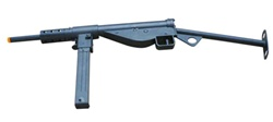 AGM MKII Sten British Sub Machine Gun Full Metal Airsoft Gun AGM-MP058