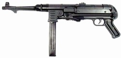 AGM Schmeisser MP 40 Full Metal Airsoft Electric Gun AGM-MP007