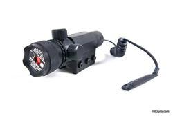 AIM Tactical Green Laser with RIS mount & Quick Adjust Knob