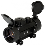 Red Dot Scope 1x30 Red Dot Scope + Flip Up Cover