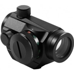 Micro Red Dot Scope with Dual Illumination and Brightness/Adjustable Windage/Elevation Settings