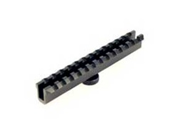 "AIM AR15 Carry Handle Mount Rail 5 1/2"" See Through Style"