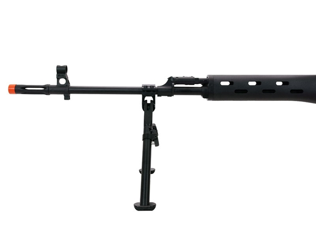 A&K SVD Dragunov XL AOE Scope and Bipod Package Spring Airsoft Sniper Rifle