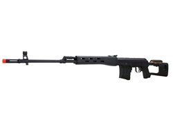 A&K SVD Dragunov 560 fps Maximum Upgraded Spring Airsoft Sniper Rifle