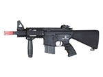 A&K M4 CQB-01 with Gas Block Rail Accessory System (RAS) Airsoft Electric Gun [A&K-M4-CQB-01]