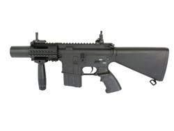 A&K M4 CQB-02 with Flip-Up Sights Airsoft Electric Gun