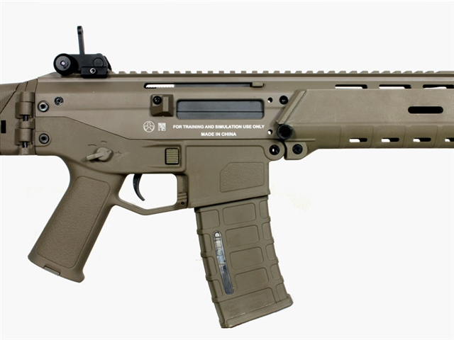 Acr Airsoft Gun a&k magpul masada acr airsoft gun (tan) licensedmagpul