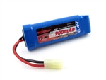 High Power Battery Pack 8.4V Ni-Mh 900mAh Small Connector