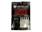 MetalTac 0.2g BB 6mm Airsoft 1,000 Rounds