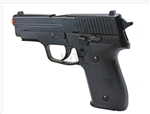 BBTac M26 Spring Airsoft Pistol With Functional Slide Lock