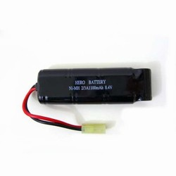 High Power Battery Pack 8.4V 1100mAh (small connector)