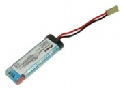 High Power Battery Pack 8.4V 1600mAh Ni-Mh, 7 cell. Small connector.