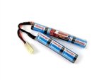 NiMh Battery 8.4V 1400 mAh Nut Chuck Pack Mini Battery Pack from Tenergy, top quality product, prolonged life time. 8 cell 9.6v.