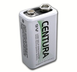 Battery 9V 200mAh Low Self-Discharge NiMH Rechargeable Battery
