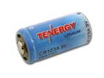 Battery 3v CR123A Lithium Battery, high capacity 1300mAh with PTC Protection for Flashlight & Tactical Gear