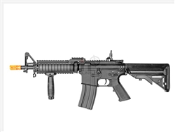 CYMA M4 RIS CQB Full Metal AEG with Fore Grip CM005
