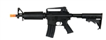 CYMA Full Metal M933 Electric Airsoft Gun with Metal Version 2 Gearbox, Removable Carry Handle