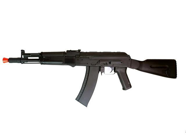 Cyma Ak74 Cqb Short Barrel Airsoft Gun Ak47 Cm031b