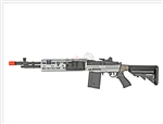 Cyma 032S Full Metal RIS MK M14 Enhanced Battle Rifle (EBR) Electric Airsoft Gun