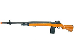 Cyma M14 Real Wood Rifle Airsoft Gun CM032