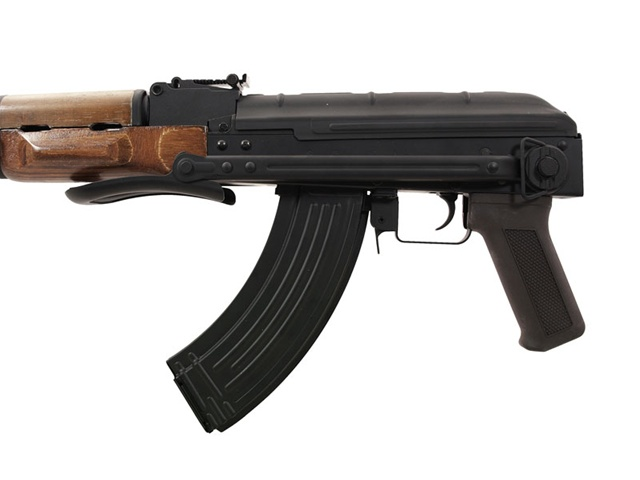 Ak74m: Cyma AK 74M Full Metal Real Wood Folding Stock Airsoft