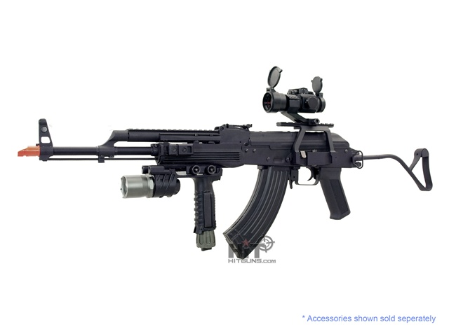 Cyma AK47 PMC Blowback with Folding Stock Airsoft Gun CM050A