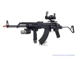 Cyma AK47 PMC Blowback with Folding Stock Airsoft Gun CM050A