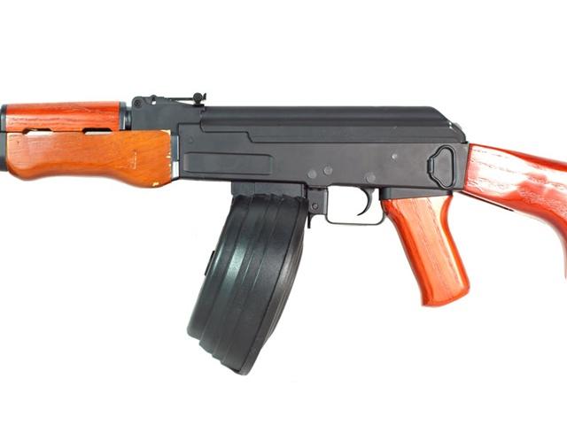airsoft light machine guns electric