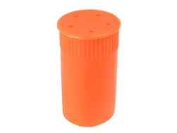 DBoys Plastic Orange Barrel Cover Tip