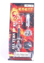 Element V3 200% Torq Gear Set