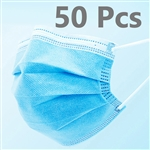 Face Mask 50 pcs Personal Protection