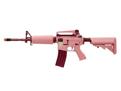 G&G Pink M16 Carbine Combat Machine G&G M4A1 Carbine Combat Machine