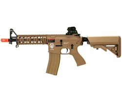 G&G CM16 Raider Electronic Blow Back Airsoft Gun (Desert Tan)