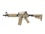 G&G CM16 Carbine Gas Blow Back Airsoft Gun (Desert Tan)
