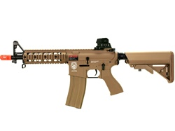 G&G Raider GR-15 Raider Light R4 Electric Blow Back Airsoft Gun (Tan)