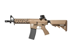 G&G Combat Machine CM16 Raider CQB Gas Blow Back Airsoft Gun (Desert Tan)