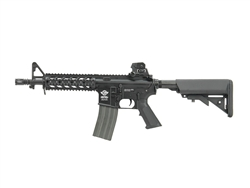G&G CM16 CQB Raider Gas Blow Back Airsoft Gun (Black)