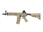 G&G CM16 CQB Raider Gas Blow Back Airsoft Gun (Desert Tan)