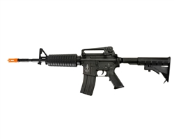 G&G Top Tech Series Full Metal TM4 SFOD Special Forces Airsoft Electric Blow-Back Gun